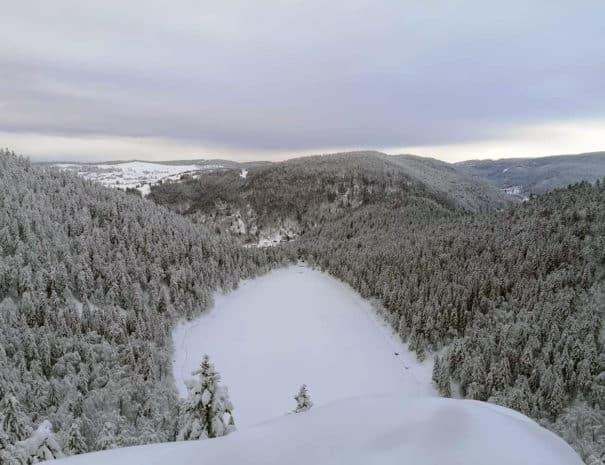 Lac des Corbeaux, La Bresse