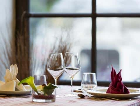 Restaurant chez Gustave